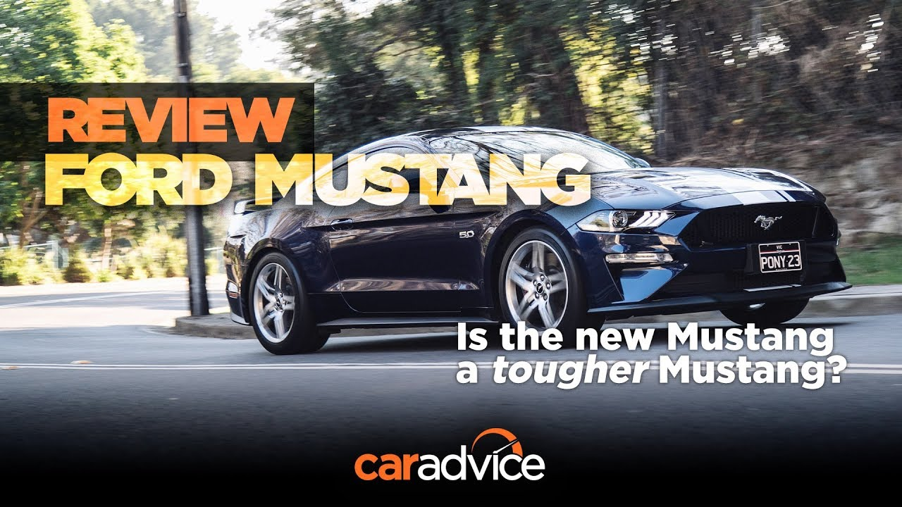 2018 ford mustang gt review new ponys got kick
