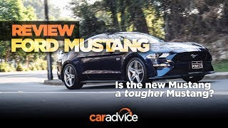 2018 Ford Mustang GT review: New pony