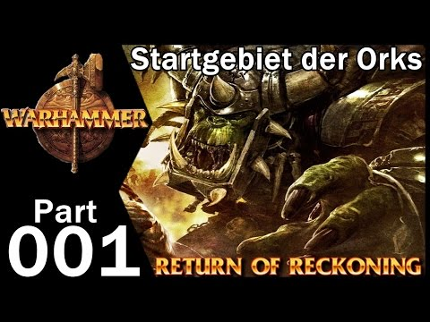 Warhammer Online Return of Reckoning Orks #001 Startgebiet Orcs | Gameplay Deutsch German