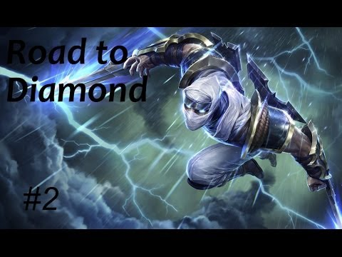 Road to Diamond #2 - Zed Mechanics