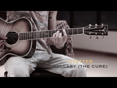 Lullaby The Cure | Guitar Loop Cover | Hvetter
