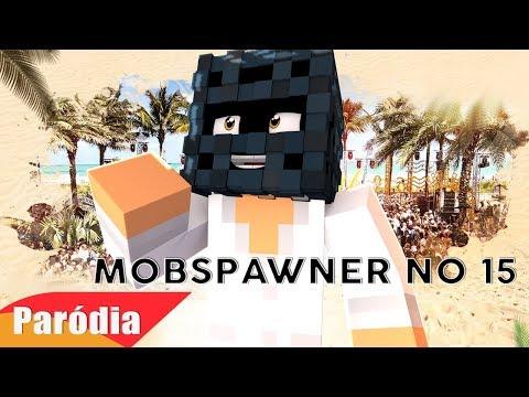 Minecraft: PARÓDIA WESLEY SAFADÃO - Ar Condicionado no 15