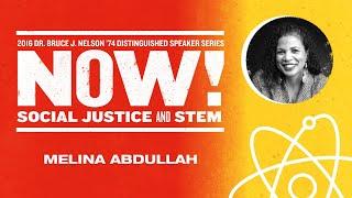 Pan-African Studies Professor Melina Abdullah -  2016 Nelson Speaker Series