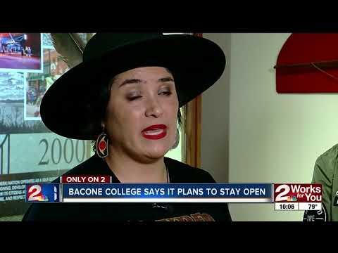 Bacone College will not be closing