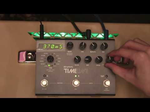 STRYMON Timeline delay review full demo en español by Mauro Cordero