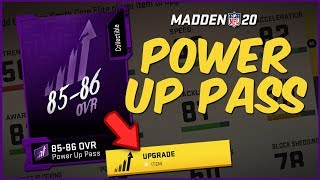 Madden 19 Power Up Pass - ccwlounge com