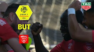 But Sada THIOUB (4') / Angers SCO - Nîmes Olympique (3-4)  (SCO-NIMES) / 2018-19