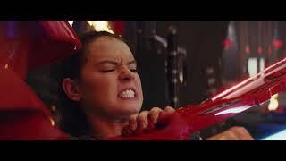 「スター・ウォーズ/最後のジェダイ」MovieNEX カイロ・レンとレイの共闘 カイロレン 検索動画 11