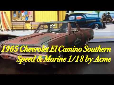 1965 Chevrolet El Camino Southern Speed & Marine 1