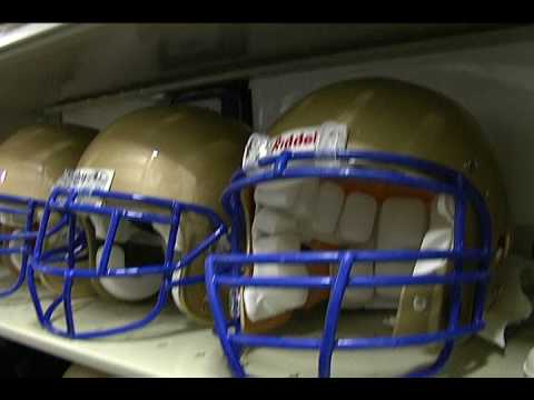 EQUIPMENT ROOM - TULSA FOOTBALL