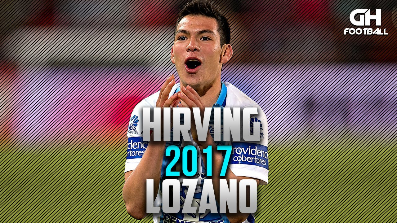 a4ae22c0b HIRVING LOZANO - GOALS AND SKILLS - WELCOME TO PSV - YouTube