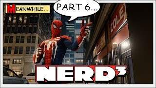 Nerd³ is Spider-Man - 6 - I'm The Shocker, I Shock People