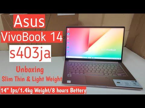 "Asus Vivobook 14 Core i5 10th Gen/8gbRam/512gbSsd+32gb Optane/14""Fhd/Win10+Office/Fingerprint"