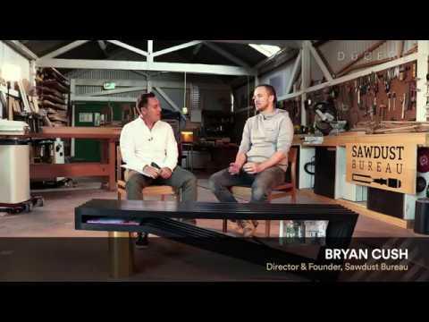 Entrepreneur with Dūcere, Series 5 - Bryan Cush, Sawdust Bureau