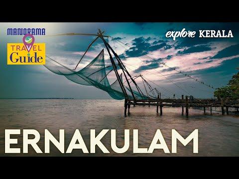 Ernakulam - എറണാകുളം - Travel Guide