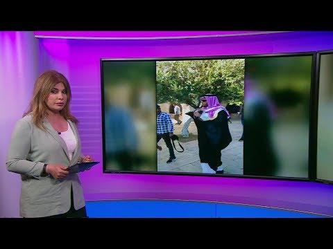 مدون سعودي يتعرض للشتائم والبصق في المسجدالأقصى بعد زيارته إسرائيل  - نشر قبل 16 ساعة