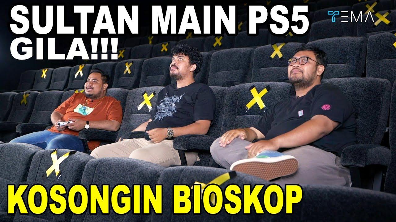 SULTAN MAIN PS5 (PLAYSTATION 5) DIBIOSKOP‼