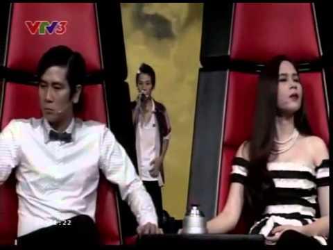 Giọng Hát Việt Nhí - The Voice Kids HD 2013 Tập 2 Vòng Giấu Mặt: Cao Đức Anh Quê Hương Tuổi Thơ Tôi