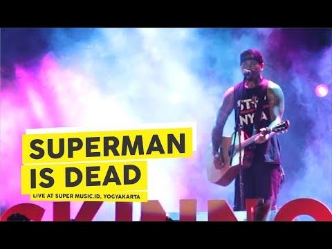 [HD] Superman Is Dead - Lady Rose (Live at Super Music.Id 2018, Yogyakarta)