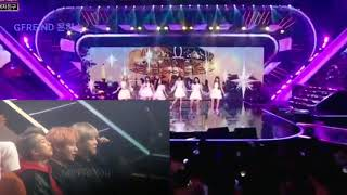 Download Video BTS V reaction to G-Friend Yerin at MBC Gayo Daejejun 2018 MP3 3GP MP4