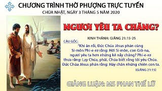 HTTL BẾN TRE - Chương trình thờ phượng Chúa - 03/05/2020