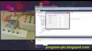How to make communication between Mitsubishi PLC FX and Visual Basic Net