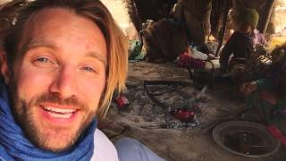 Meeting The Nomadic Berbers For The First Time