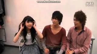 岳&豊&友美の仲良しトリオがあの人気企画について語る.