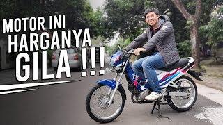 Mahal Sekali Motor Ini Pada Jamannya: Suzuki RK Cool
