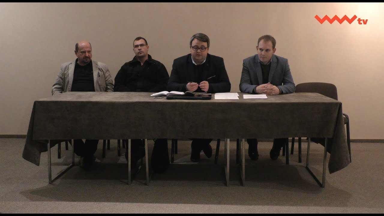 """#Aktualności – Konferencja: """"Nie oddamy JOW-ów w samorządzie"""""""