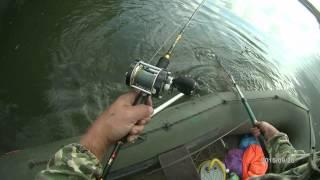 видео Рыбалка на реке Уссури