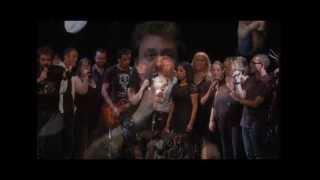 Ecole de chant et de batterie Renaud Hantson Concert 2014