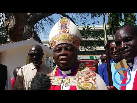 Longest serving Mombasa bishop wishes Kenyans a merry Christmas