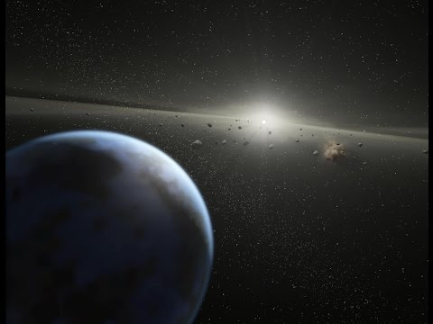 Did an Exploding Planet Create the Asteroid Belt? Tiamat,  How did it Blow Up?