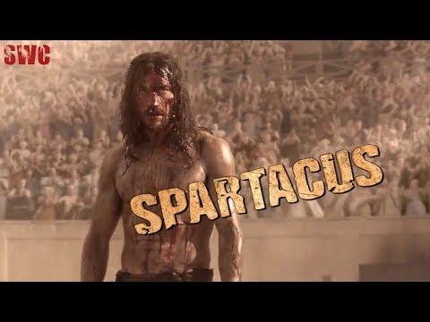 Spartacus Vs 4 Gladiatoren (Deutsch HD)