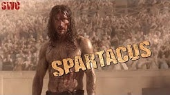 Spartacus vs 4 Gladiatoren (Deutsch HD)