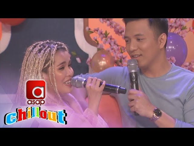 ASAP Chillout: TJ Monterde and KZ Tandingan sing 'Falling in Love at a Coffee Shop'