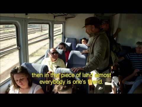 Train to Bitola