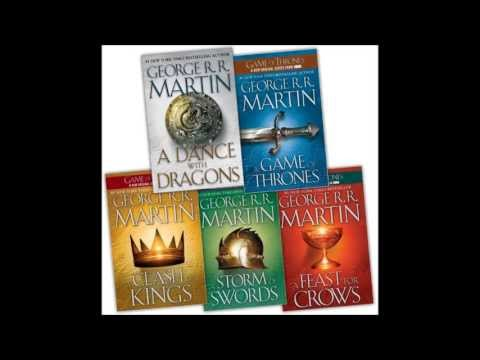 A Song of Ice and Fire ALL FIVE BOOKS