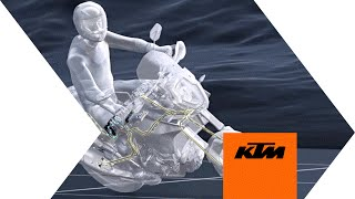 There is a reason why the KTM 1190 ADVENTURE is currently the world...
