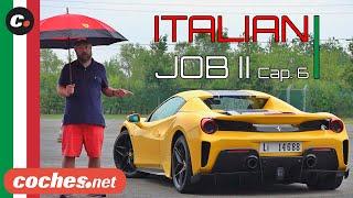 Ferrari 488 Pista Spider   Italian Job II Cap. 6   Prueba / Review   coches.net