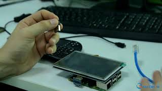 Toturial  How to install the driver on 5 inch Raspberry Pi Screen