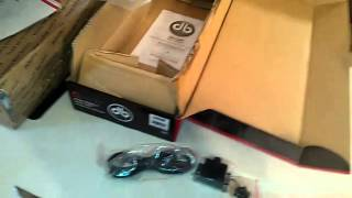 Db Drive A7 Okur 2000.1 Unboxing video