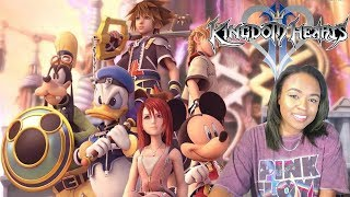 Finishing KH2 before Kingdom Hearts 3 is here!
