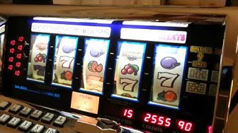 IGT S2000 Triple Red Hot 7 - 5 reel slot machine