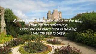 The Corries  -  The Skye boat song with lyrics