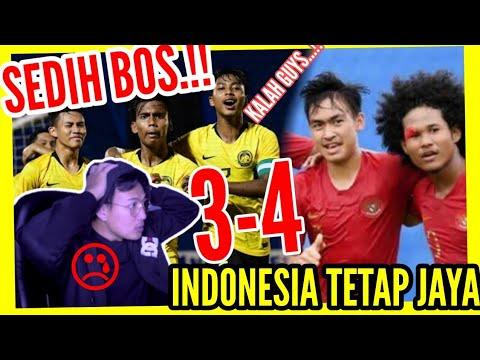 Download Lagi lagi Kalah Indonesiaku - tahniah malaysia  REACTION