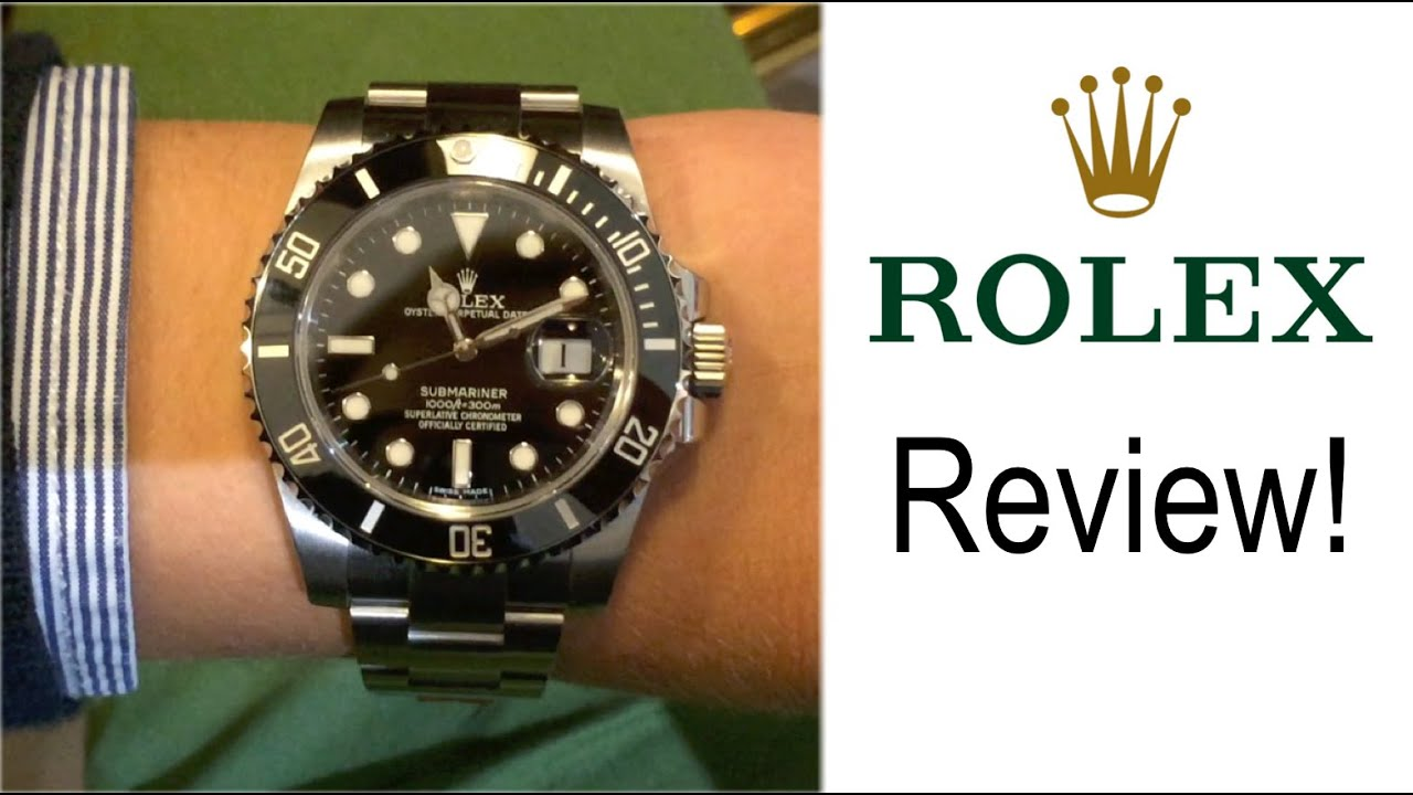 Rolex Submariner Review!