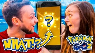 This is SUPER RARE - WHAT HAPPENED!? - Pokemon GO *GEN 2* (LA Special)
