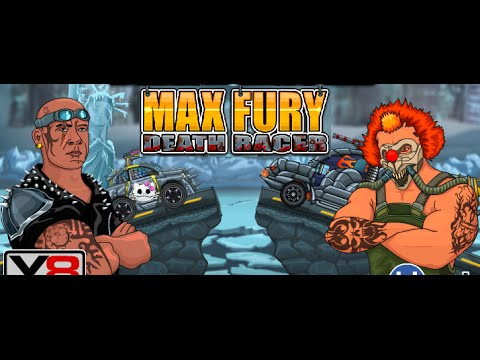 Max Fury Death Racer Walkthrough